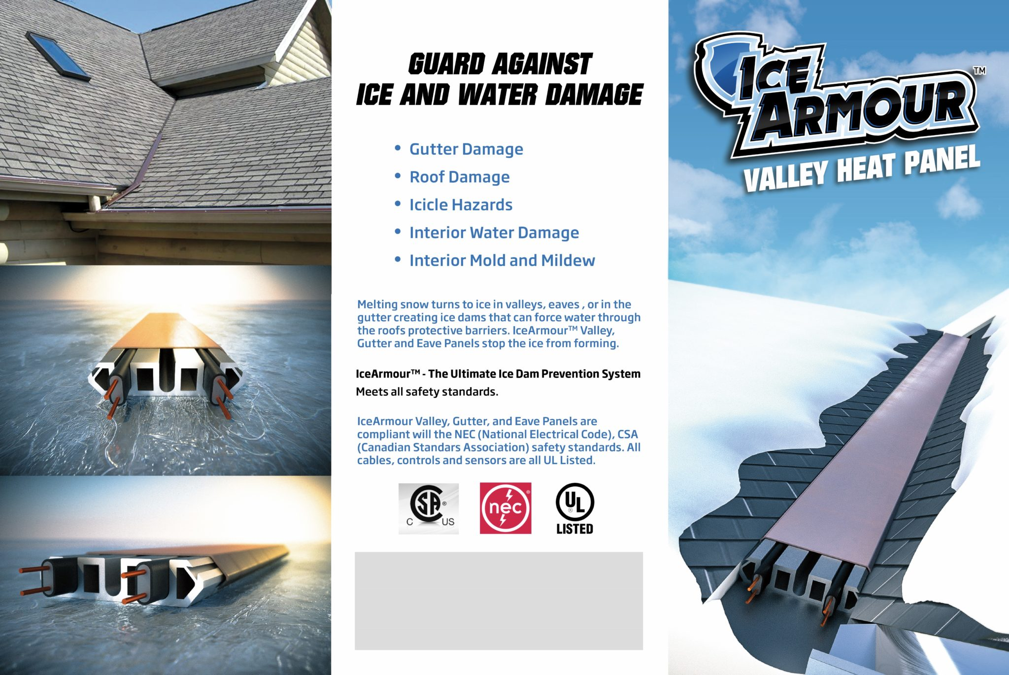 Ice Dams And Roof Snow Home And Hearth Remodeling